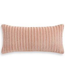 "Classic Roseblush 12"" x 26"" Decorative Pillow, Created for Macy's"