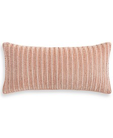 "Hotel Collection Classic Roseblush 12"" x 26"" Decorative Pillow, Created for Macy's"