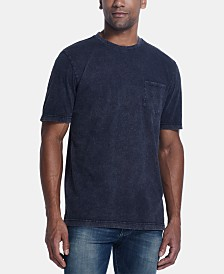 Weatherproof Vintage Men's Garment Dyed Pocket T-Shirt