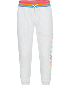 Converse Big Girls Capri Jogger Pants