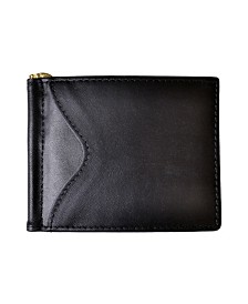 Royce New York RFID Blocking Money Clip Wallet