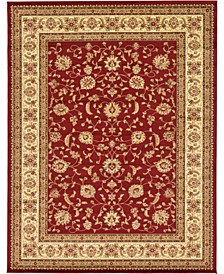 Passage Psg4 Red 10' x 13' Area Rug