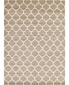 Bridgeport Home Arbor Arb1 Tan 10' x 14' Area Rug