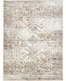 Bridgeport Home Ananta Ana3 Ivory 9' x 12' Area Rug