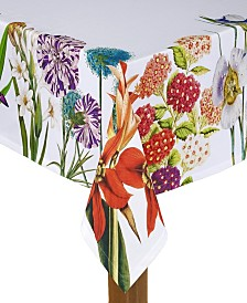 Tiger Lily 100% Cotton tablelcoth