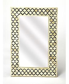 Butler Yasmin Bone Inlay Mirror