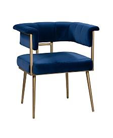 Astrid Velvet Chair