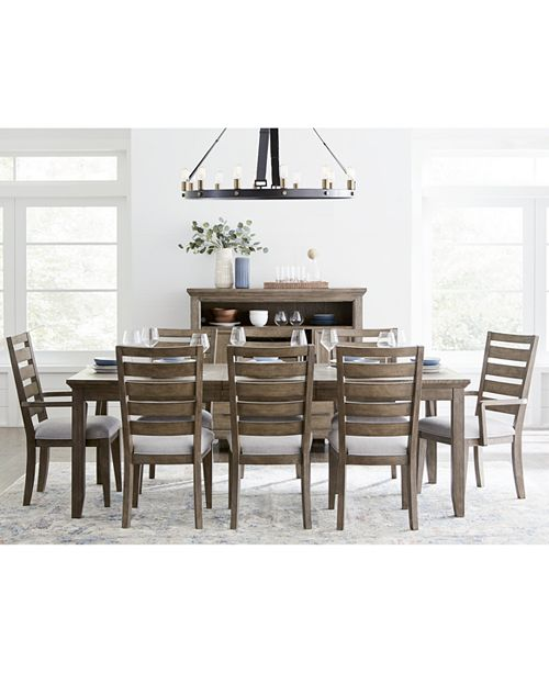 Furniture Mesa Expandable Dining Furniture Collection, Created for Macy's