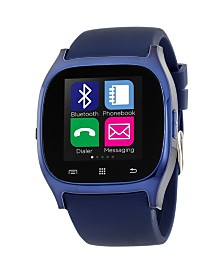 iTouch Smartwatch Navy Case with Navy Strap