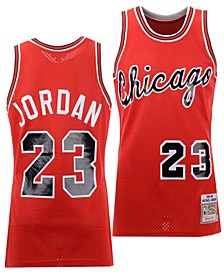 Men's Michael Jordan Chicago Bulls Authentic Jersey