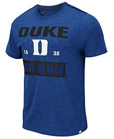 f9a35962cd51 Colosseum Men s Duke Blue Devils Team Patch T-Shirt