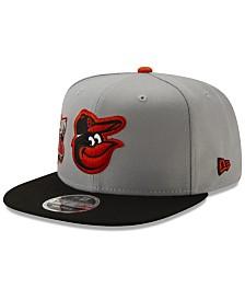 New Era Baltimore Orioles Side Sketch 9FIFTY Cap
