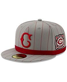 6b95ff33c2571 New Era Cincinnati Reds World Series Patch 59FIFTY Cap
