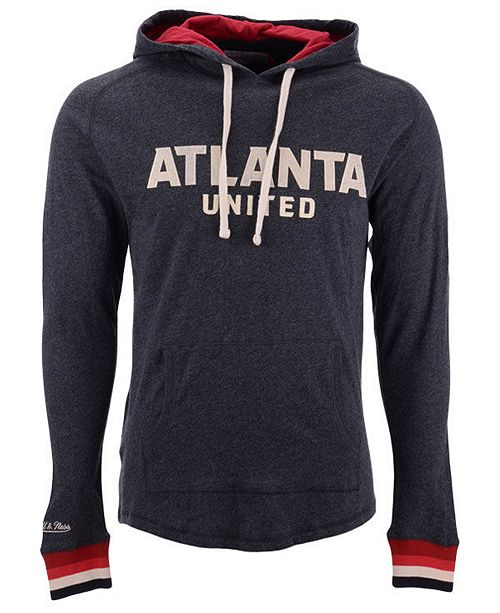Mitchell & Ness Men's Atlanta United FC Lightweight Hooded T-Shirt