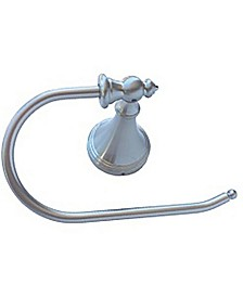 Arista Annchester Toilet Paper Holder Chrome Finish