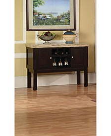 Fraser Sideboard Buffet Server and Accent Cabinet
