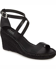 Charles by Charles David Nola Espadrille Wedge Sandals