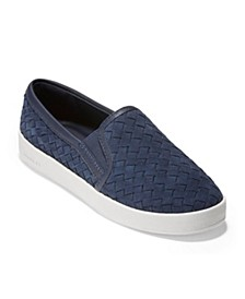 Grandpro Spectator Slip On Sneakers
