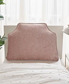 "Luxe 34"" x 26"" x 2"" Chenille Headboard Pillow"