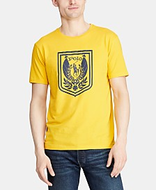 Polo Ralph Lauren Men's Logo Graphic T-Shirt