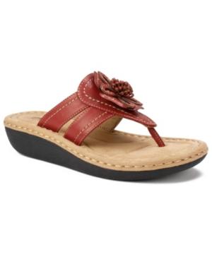 Carnation Comfort Thong Sandals Women's Shoes