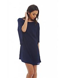 AX Paris Split 3/4 Sleeve Mini Dress