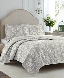 Laura Ashley Rowland Bedding Collection
