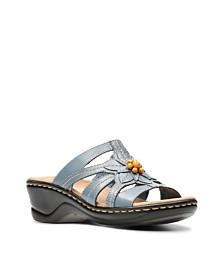 Clarks Collection Women's Lexi Myrtle Sandals