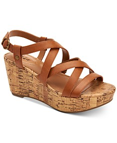 4dd9d24de8790 Style & Co Ionna Wedge Sandals, Created for Macy's