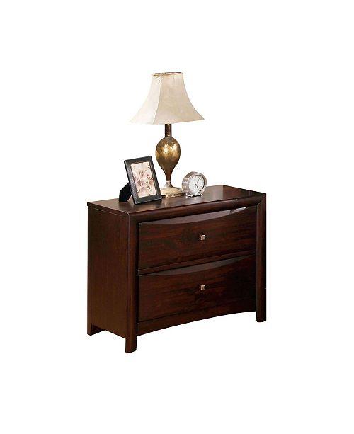 Acme Furniture Manhattan Oversized Nightstand