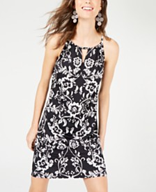 I.N.C. Petite Floral-Print Dress, Created For Macy's