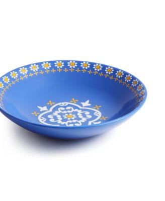 La Dolce Vita Blue Dinner Bowl, Created for Macy's