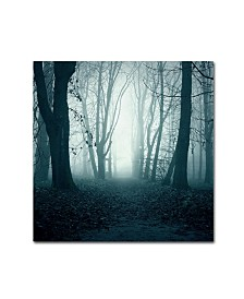 "Mark Ashkenazi 'Forest' Canvas Art - 18"" x 18"""