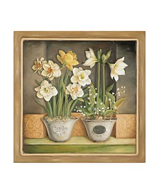"Lisa Audit 'Scented Blooms' Canvas Art - 18"" x 18"""