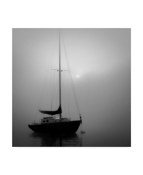 "Trademark Global Nicholas Bell Photography 'Nautical' Canvas Art - 18"" x 18"""