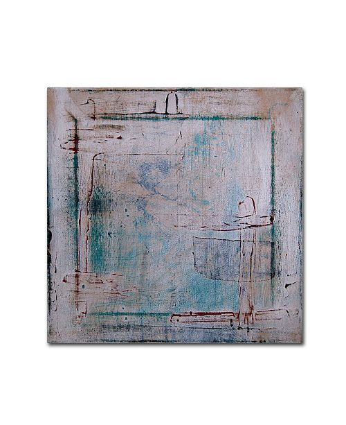 "Trademark Global Nicole Dietz 'Framed Out' Canvas Art - 35"" x 35"""