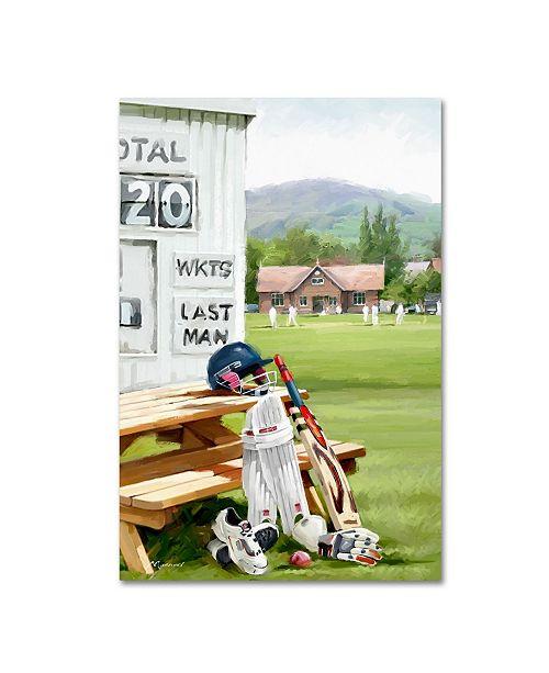 "Trademark Global The Macneil Studio 'Cricket' Canvas Art - 30"" x 47"""