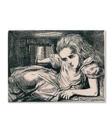 Vintage Apple Collection 'Alice In Wonderland' Canvas Art