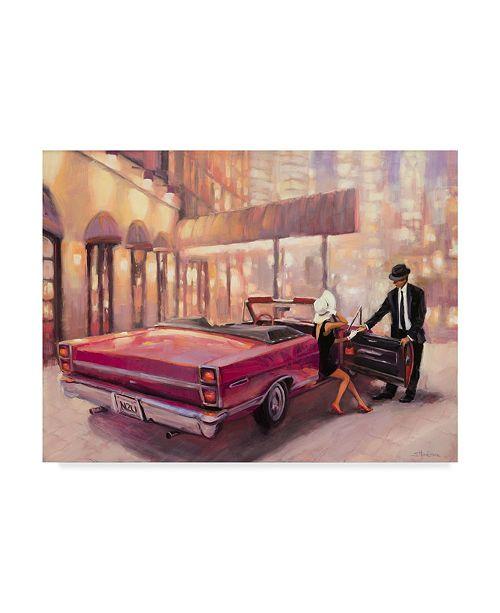 "Trademark Global Steve Henderson 'Into You' Canvas Art - 24"" x 32"""