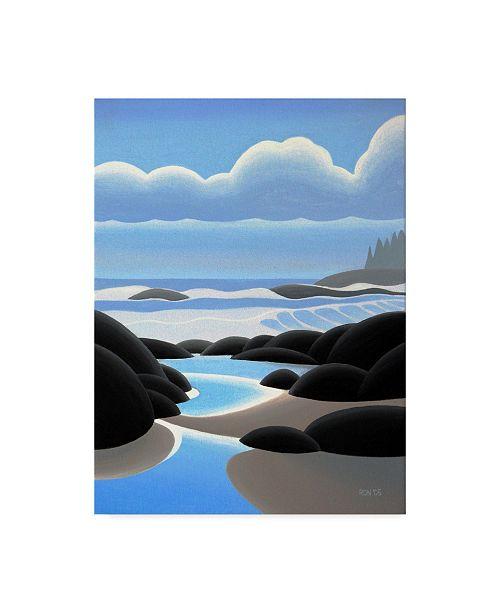 "Trademark Global Ron Parker 'Storm's End' Canvas Art - 24"" x 32"""
