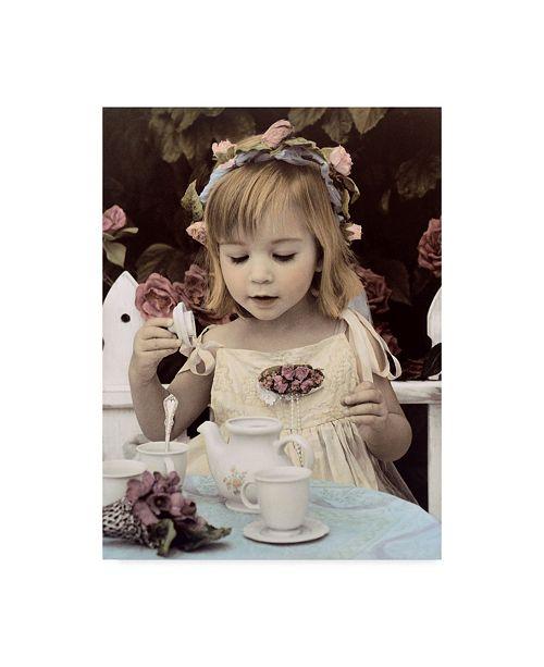 "Trademark Global Sharon Forbes 'Sugar Easy' Canvas Art - 35"" x 47"""