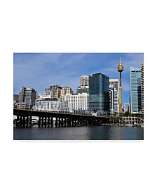 "Incredi 'Sydney Australia' Canvas Art - 47"" x 30"""