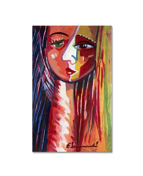 "Trademark Global Echemerdia 'Sweet Sixteen' Canvas Art - 47"" x 30"""