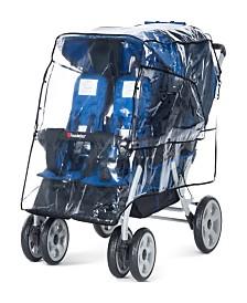 Quad Sport and LX4 Stroller Rain Cover
