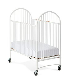Pinnacle Folding Full Size Steel Crib