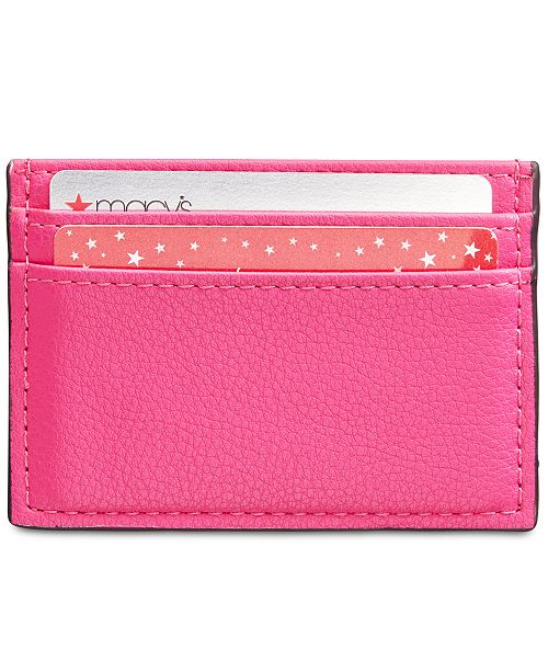 INC International Concepts I.N.C. ID Card Case, Created for Macy's
