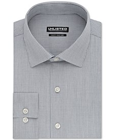 Unlisted Men's Slim-Fit Stripe Dress Shirt