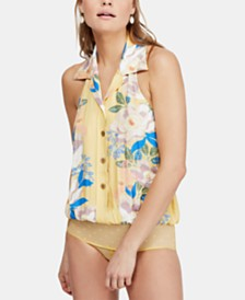 Free People Offshore Bodysuit