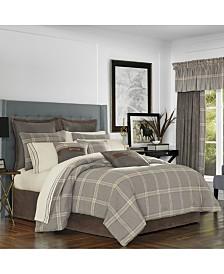J Queen Jaspen Queen Comforter Set