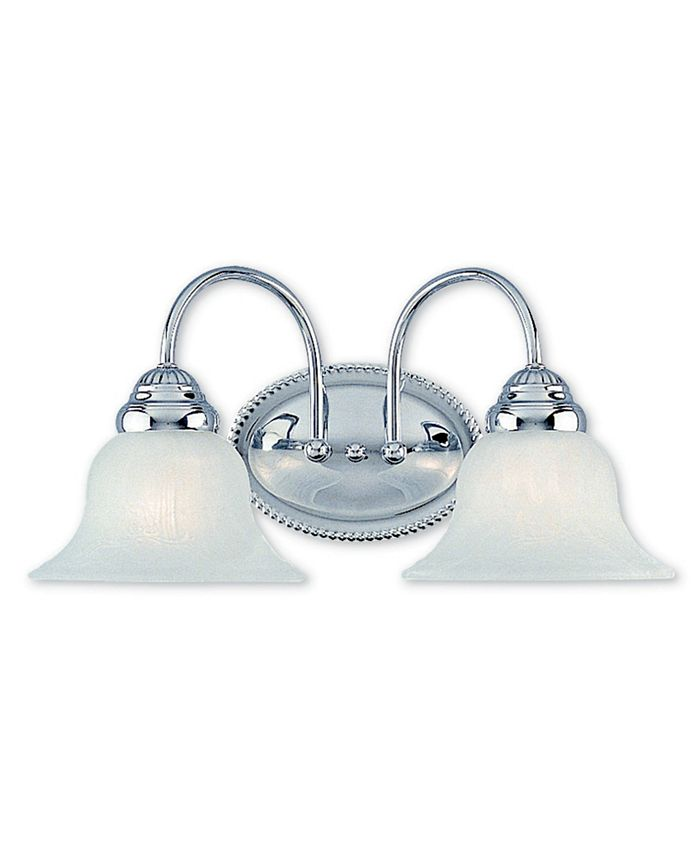 Livex - Edgemont 2-Light Bath Vanity Fixture